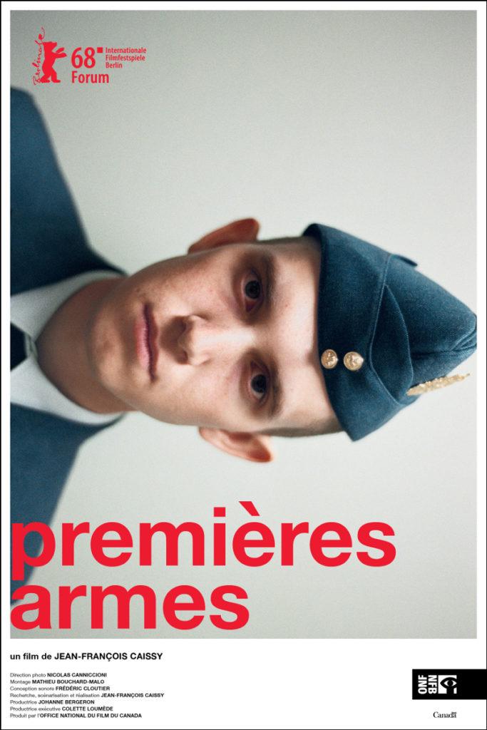 PREMIÈRES ARMES (First Stripes) 2018